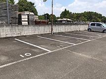 太秦院の駐車場3